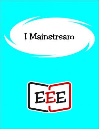 I mainstream